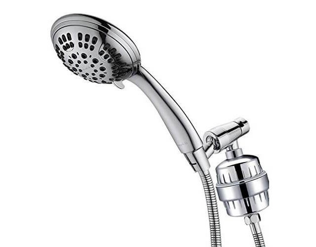 Best Water Softener Shower Heads 2020 Reviews Buying Guide