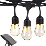 Brightech Ambience Pro Waterproof Solar LED Outdoor String Lights