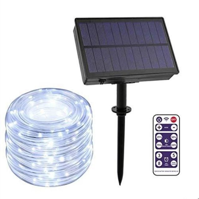 Solar String Lights Walmart Com