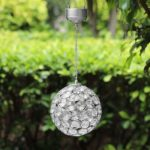 Crystal Ball Solar Lights