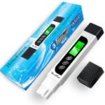 HoneForest TDS Meter Accurate and Reliable Water Quality Tester