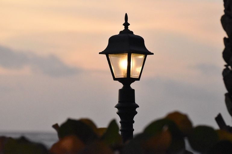 Best Solar Lamp Post Lights in 2020   Earth and Human