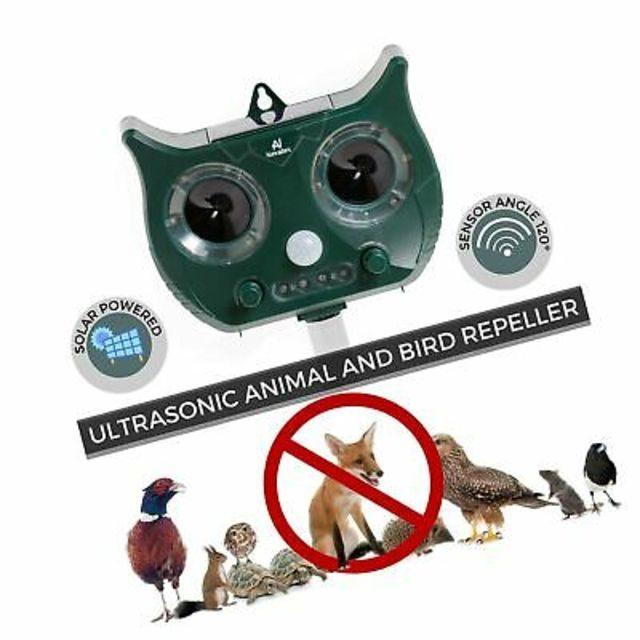 Nevalex Ultrasonic Animal Repellent