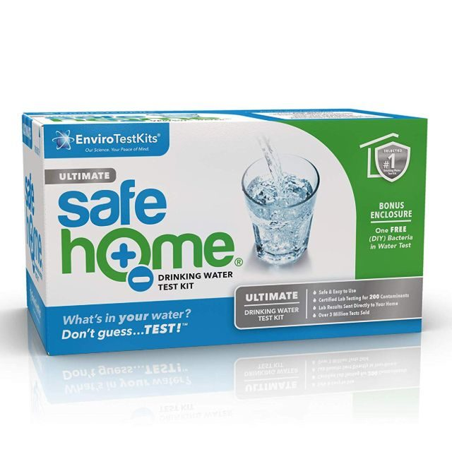 Safe Home ULTIMATE Drinking Water Test Kit