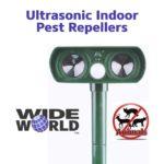 Wide World Ultrasonic Animal Repeller