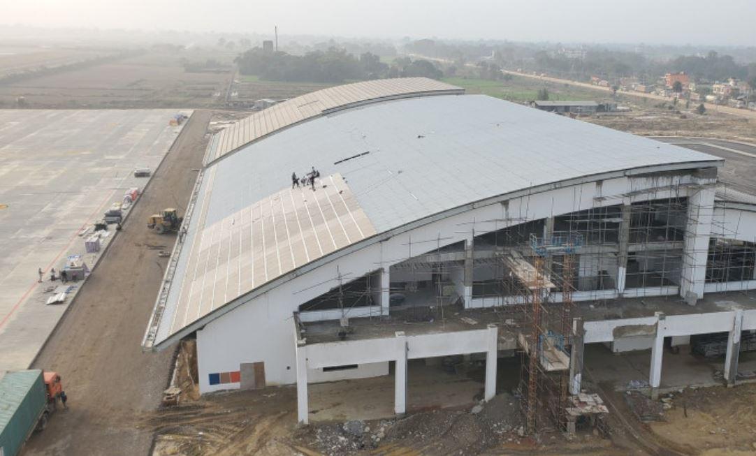 Gautam Buddha International Airport Solar Power