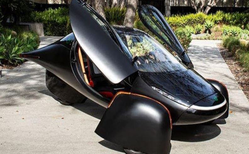 Aptera - The first solar vehicle that requires no charging operates entirely through solar energy.