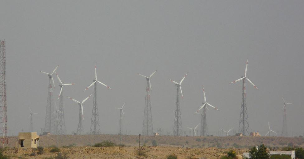 Jaisalmer Wind Park, India
