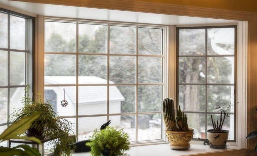 Solar Heat Gain Coefficient window