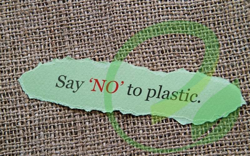 Say no to plastic: Carry your biodegradable shopping bags!