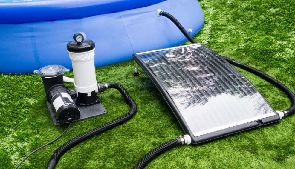 Solar Power Swimming Pool Water Heater