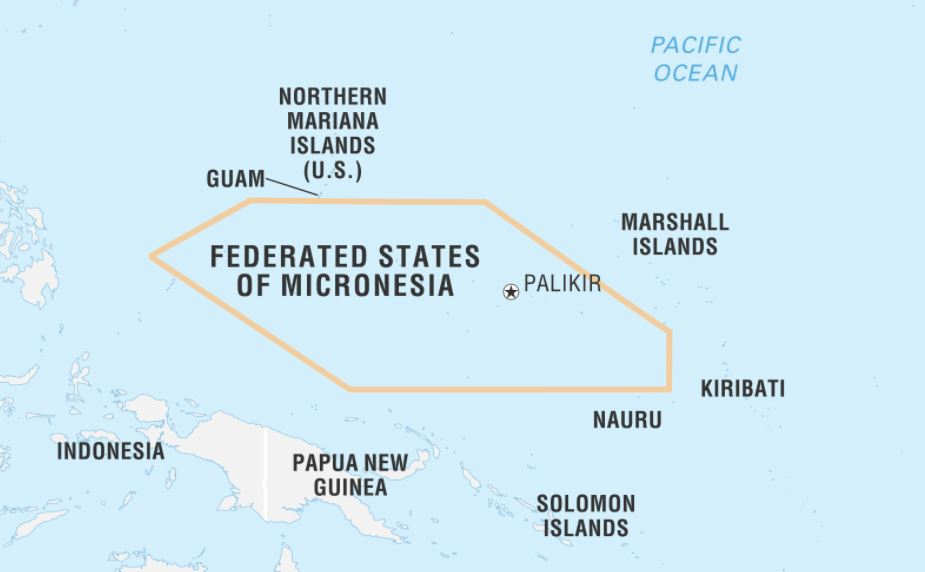 The Federated States of Micronesia