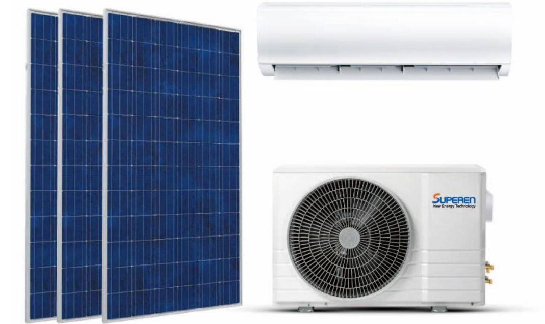 Solar Panel for Air Conditioner