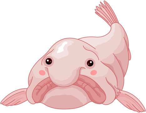 blob fish - ugliest animals
