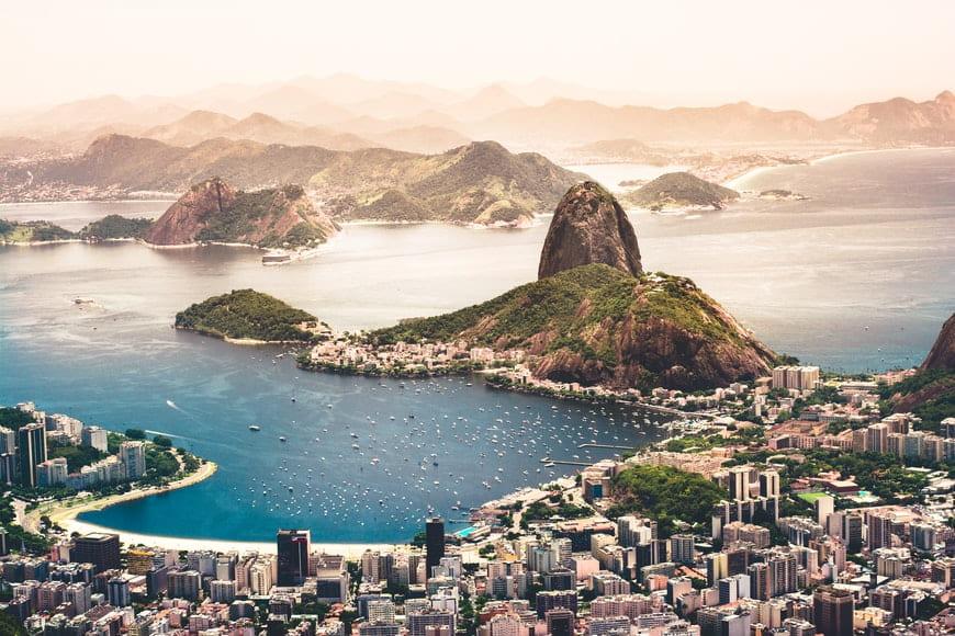 Rio de Janeiro - natural wonders