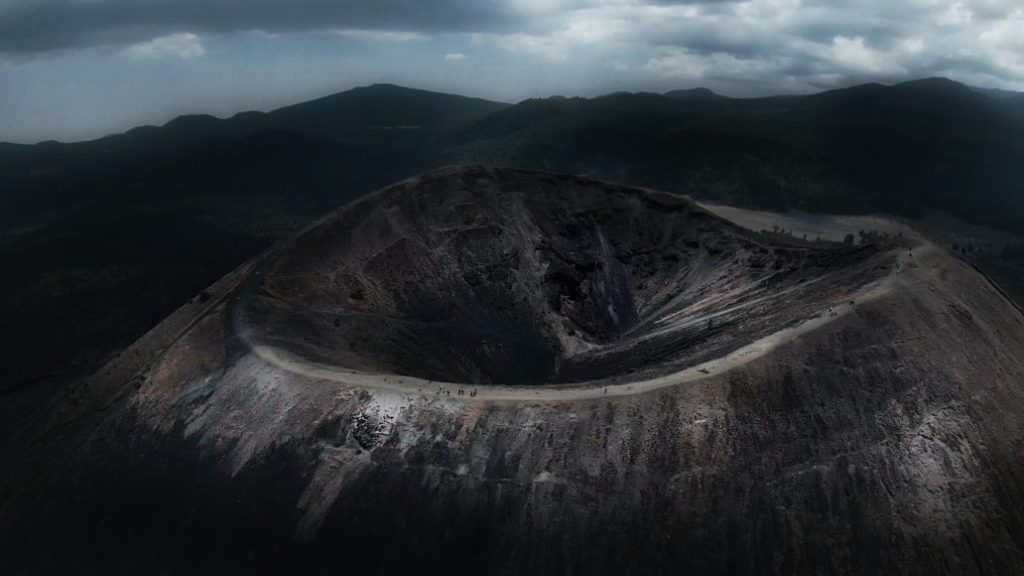 Paricutin volcano - natural wonders