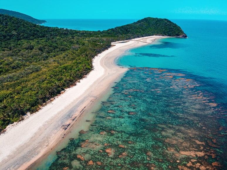 Great Barrier Reef - natural wonders