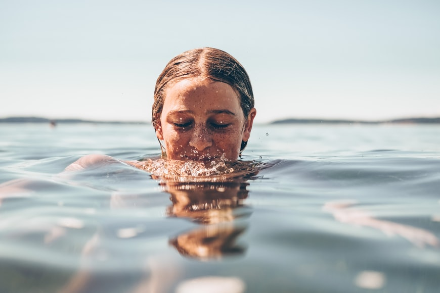 swimming - water facts